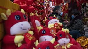 Items Where Year Is 2021 Lunar New Year 2021 The Year Of The Ox