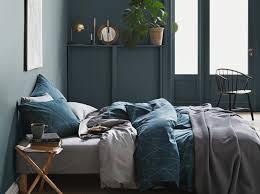 schlafzimmer farbe blau caseconrad