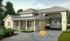 What Is An RV Port Home