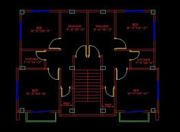 Do 2D floor plan and elevation in auto CAD for £5 mahmudkochi