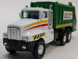 100 Waste Management Garbage Truck Amazoncom White Recycle Dept 6