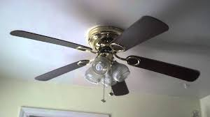 Ceiling Fan Balancing Kit Canada by Ceiling Fan Installation In The Wrong Doing Youtube