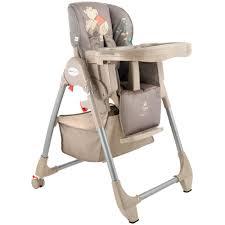 chaise haute multipositions de aubert concept chaises hautes