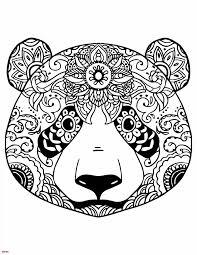 Coloriage Mandala Imprimer Gratuit Excellent Portrait Belle Pour