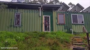 100 Off Grid Shipping Container Homes Aussie Couples Home
