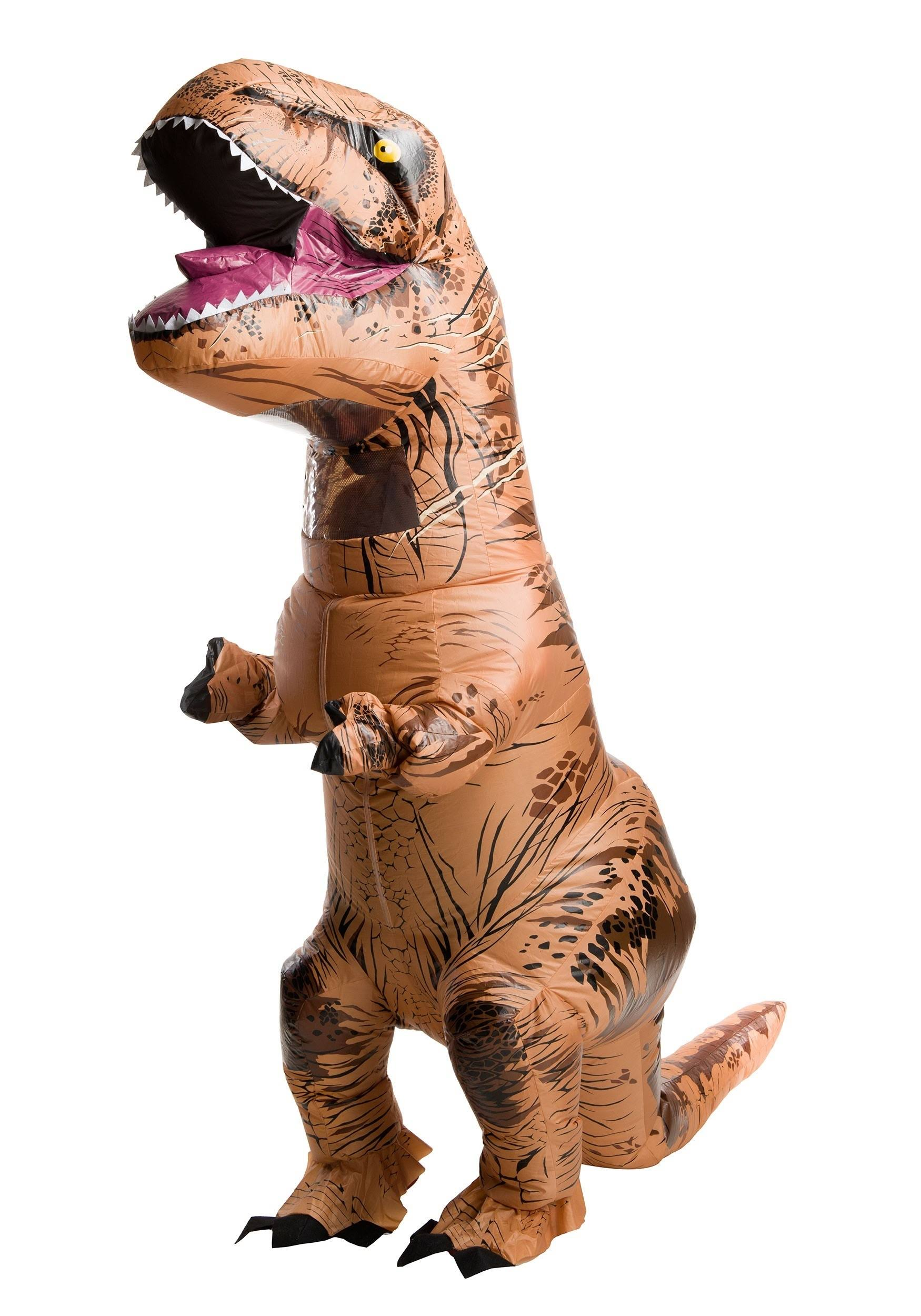 Rubie's Inflatable Jurassic World 2 T-rex Teen Costume