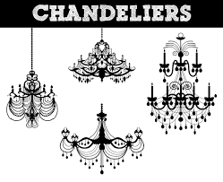 Vintage Chandelier Clipart Transparent