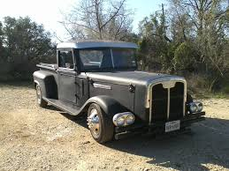 1963 Semi X Pickup Conversion With Twin Turbo Kit! Hotrod Rat Rod ...