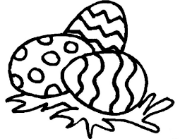 Easter Coloring Sheets 483794 Coloring Pages For Free 2015