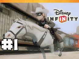 ranger part 1 disney infinity gameplay walkthrough lone ranger playset