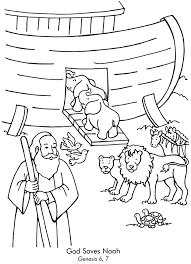 Online For Kid Noah Ark Coloring Pages 23 Free Book With