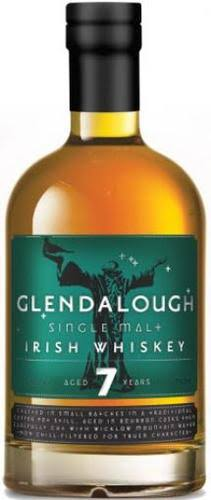 Glendalough 7 Year Old Single Malt Irish Whiskey - 750 ml bottle