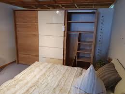 toledo 421 schlafzimmer eiche teilmassiv schwebetürenschrank bett nachtkonsolen wiemann