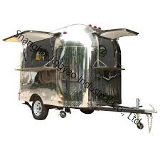 100 Airstream Food Truck For Sale China Stainless Steel Mobile For Photos Pictures
