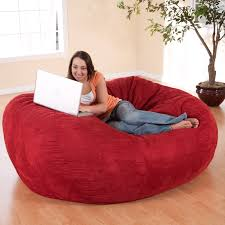 Corduroy Bean Bag Chair Xl By Foot Lovesac Big One Foam Within