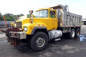 2002 Mack RD688S Tandem Axle Dump Truck For Sale By Arthur Trovei ...