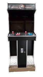 Mortal Kombat Arcade Cabinet Plans by Mortal Kombat Themed Arcade Machine 26