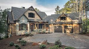 House Plans With Walkout Basement One Story Unique Plan Mx Stunning Rustic Home