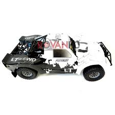 Rovan RC 1/5 Scale LT305 30.5cc 4WD Short Course Truck RTR LOSI 5IVE ...