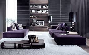 living room modern purple living room design ideas with grey and