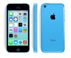 Apple iPhone 5c 32GB Blue Verizon A1532 CDMA GSM