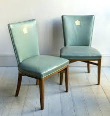 Art Deco Dining Chairs A Set Of 8 Room Furniture