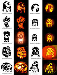 Minion Carved Pumpkins by 220 Free Printable Halloween Pumpkin Carving Stencils Patterns