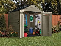Rubbermaid 7x7 Storage Building Assembly Instructions by I Am Imagining All The Items I Could Store In This Shed The