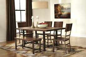 Ashley Furniture Dining Bench Magnificent Ideas Table With Room