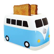 All Aboard The Camper Van Toaster