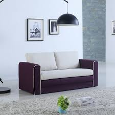 100 Modern Couch Design Purple Pull Out Sofa Bed Convertible Flip Sleeper Chair Small Space
