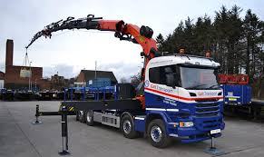 Galt Transport Aims High With New Scanias And Palfinger Cranes ...