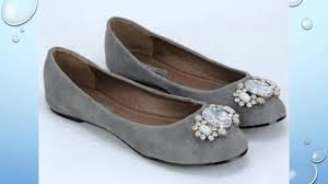 latest flat shoes for women youtube