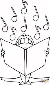 Click The Musical Notes Coloring Pages To View Printable