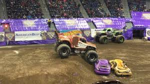 Monster Jam Hartford, CT 2017: Freestyle Competition Saturday ... Monster Jam Live Roars Into Montgomery Again Tickets Sthub 2017s First Big Flop How Paramounts Trucks Went Awry Toyota Of Wallingford New Dealership In Ct 06492 Stafford Motor Speedwaystafford Springsct 2015 Sunday Crushstation At Times Union Center Albany Ny Waterbury Movie Theaters Showtimes Truck Tour Providence Na At Dunkin Blaze The Machines Dinner Plates 8 Ct Monsters Party Foster Communications Coliseum Hosts Monster Truck Show Daisy Kingdom Small Fabric 1248 Yellow