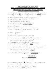 Sinking Fund Formula Pdf by Stat 1603 Hku Page 1 Course Hero