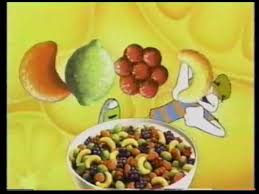 1992 Trix Cereal New Shapes Commercial