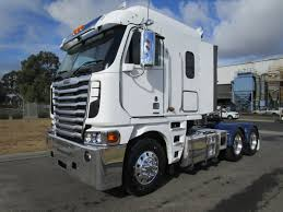 100 Used Freightliner Trucks 2012 Argosy 110 White For Sale In Laverton