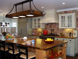 Inexpensive Kitchen Island Countertop Ideas by Wood Kitchen Countertops Pictures U0026 Ideas From Hgtv Hgtv