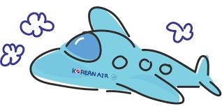 Plane Korean Air Travel Airliner