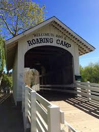 Santa Cruz Summit Christmas Tree Farm by Roaring Camp Railroads Simple Sojourns