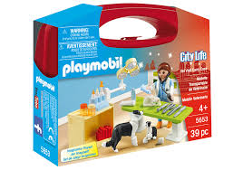 Vet Visit Carry Case - 5653 - PLAYMOBIL® USA Playmobil Horse Farm Pictures Of Horses Playmobil Country Farm Youtube Vet Visit Carry Case 5653 Playmobil Usa Take Along Horse Stable 5671 Amazoncom 123 Large Toys Games 680 Best 19854 Images On Pinterest Bunny Barn 9104 With Paddock 5221 United Kingdom Toyworld Nz Pony Range Instruction 6120