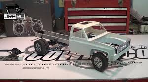 JRP RC - The 2WD Chevy Work Truck Build Update 1 | FpvRacer.lt