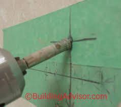 Drilling Small Holes In Porcelain Tile by Drilling Ceramic Tile Buildingadvisor
