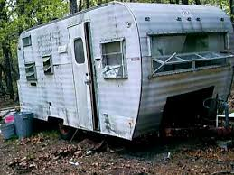 Disposal Of A Old Trailer Camper
