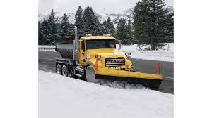 Granite Snowplow Truck | Green Industry Pros