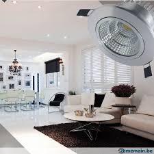 led spot encastre 5 watt blanc plafonnier design neuf noel a