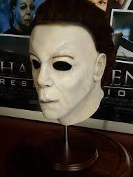 Michael Myers Actor Halloween by Charitybuzz Closes Today Authentic Screen Used Michael Myers