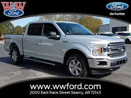 W & W Ford New Ford And Used Car Dealer In Searcy, AR   Serving ...