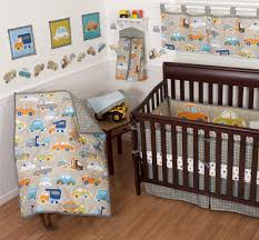 Sumersault Gridlock Baby Bedding And Nursery Decor - Baby Bedding ... Cstruction Crib Bedding Babies Pinterest Baby Things Grey And Yellow Set Glenna Jean Boy Vintage Car Firefighter Fire Cadet Quilt Olive Kids Trains Planes Trucks Toddler Sheet Monster Graco Truck Runtohearorg Twin Canada Carters 4 Piece Reviews Wayfair Startling Nursery Girls Sets Lamodahome Education 100 Cotton Lorry Cabin Bed With Slide Palm Tree Unique Gliding Cargo Glider Artofmind Info At